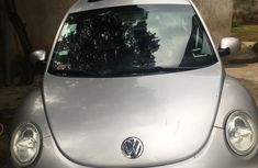 Volkswagen Beetle 2002 Gray for sale
