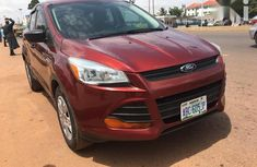 Sell red 2014 Ford Escape automatic at price ₦2,900,000 in Kaduna