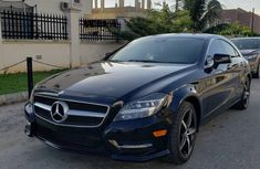 Mercedes-Benz CLS 550 Coupe 2013 Black for sale