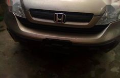 Selling 2008 Honda CR-V automatic at mileage 102,478 in Lagos