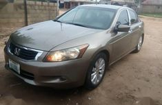 Honda Accord 2008 3.5 EX Automatic Gold for sale