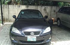 Lexus IS 250 AWD 2007 Blue for sale