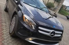 Mercedes-Benz GLA-Class 2016 Black for sale