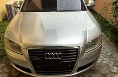 Audi A8 2010 Silver for sale