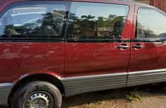 Selling 1997 Toyota Previa automatic at mileage 1,267