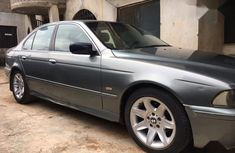 Sell green 2002 BMW 525i automatic in Lagos at cheap price