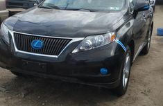 Need to sell high quality black 2012 Lexus RX automatic at mileage 43