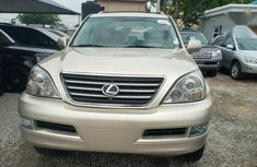 Clean 2008 Lexus GX suv automatic for sale in Lagos