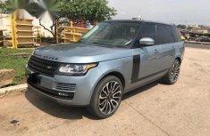 Land Rover Range Rover Vogue 2014 Blue for sale