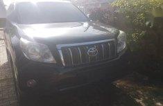 Toyota Land Cruiser 2011 Black for sale