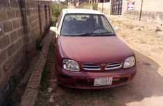 Nissan Micra 2010 Brown for sale