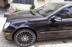 Mercedes-Benz C270 2007 Black for sale