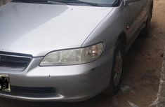 Honda Accord 2000 Grey for sale