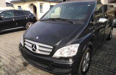 Mercedes-Benz Viano 2015 Black for sale
