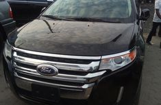 Sell black 2012 Ford Edge at mileage 47 in Lagos at cheap price