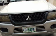 Need to sell cheap used 2001 Mitsubishi Montero at mileage 64,400 in Lagos
