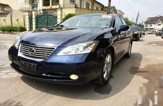 Clean blue 2008 Lexus ES car for sale at attractive price