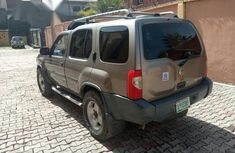 Nissan Xterra 2003 Automatic Gold for sale