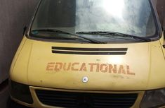 Mercedes-Benz Vito 2002 Yellow for sale