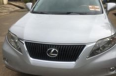 Sell well kept 2010 Lexus RX suv  automatic in Ikeja