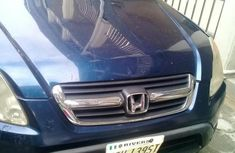 Honda CR-V 2003 LX 4WD Blue for sale