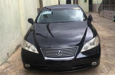 Sell black 2007 Lexus ES automatic at price ₦3,500,000 in Lagos