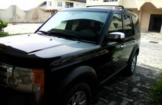 Sell well kept black 2005 Land Rover LR3 automatic