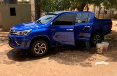New Toyota Hilux 2018 Blue for sale