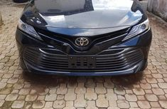 Toyota Camry XLE 2018 Black for sale