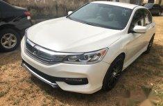Honda Accord 2017 White for sale