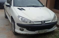 Very sharp neat 2005 Peugeot 206 for sale in Abuja