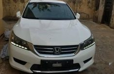 Need to sell used white 2013 Honda Accord automatic at cheap price
