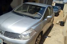 Sell authentic used 2007 Nissan Tiida in Lagos