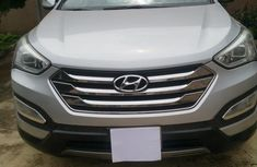 Best priced used 2014 Hyundai Santa Fe automatic in Lagos