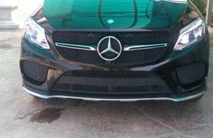 Well maintained 2016 Mercedes-Benz GLE automatic at mileage 6 for sale