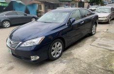 Lexus ES 2010 Blue for sale