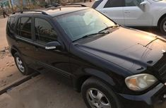 Mercedes Benz ML 350 2003 Black For Sale for sale