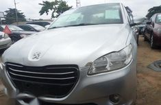 Peugeot 301 2013 Silver for sale