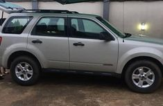 Sell well kept grey 2008 Ford Escape automatic