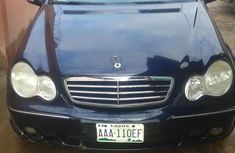 Selling 2006 Mercedes-Benz C230 in good condition at price ₦1,600,000