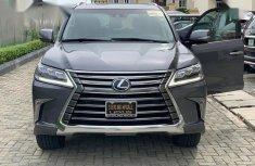 Lexus LX 2017 Grey for sale