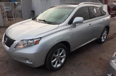 Used 2010 Lexus RX at mileage 54,000 for sale in Lagos