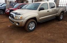 Toyota Tacoma 2007 Beige for sale