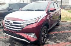 Sell red 2019 Toyota Rush suv automatic at cheap price