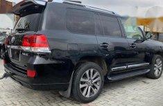 Toyota Land Cruiser 2016 Black for sale