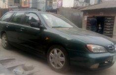 Nissan Primera 2001 Wagon Green for sale