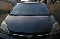 Toyota Sienna 2005 XLE Gray for sale