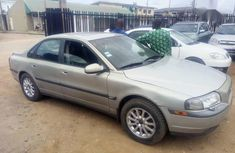 2001 Volvo S80 at mileage 100 for sale in Lagos