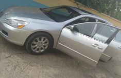 Honda Accord 2006 Coupe LX 3.0 V6 Automatic Silver for sale