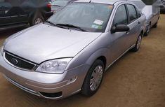Ford Focus 2007 Silver for sale